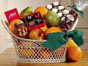holiday perfect gift fruit basket ideas farm fresh fruit gifts
