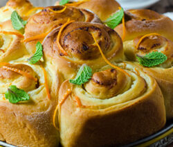 Hale Groves Orange Sweet Rolls Recipe