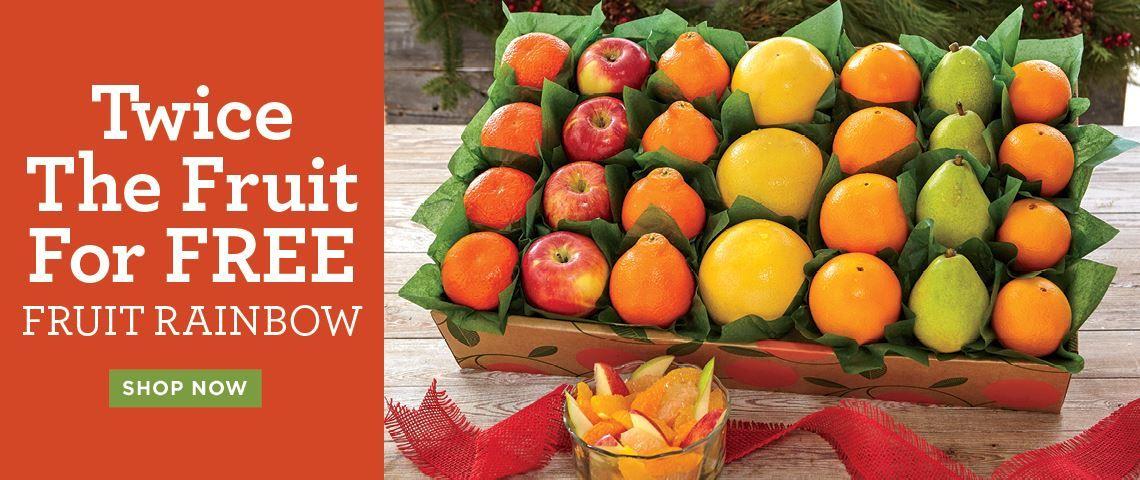 Slide - Twice the fruit