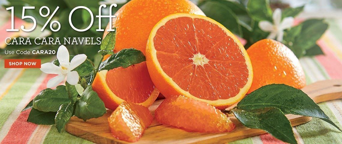 Slide - 15% Off Cara Cara Orange