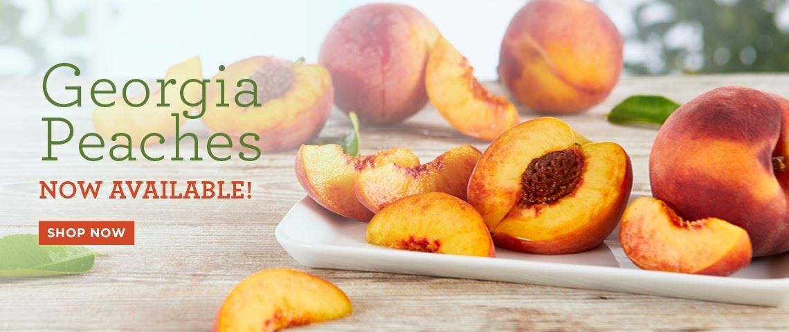 Slide - Georgia Peaches