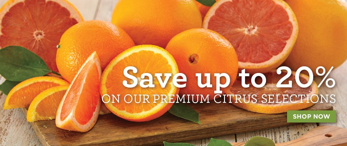 Up to 20% Off Premium Citrus