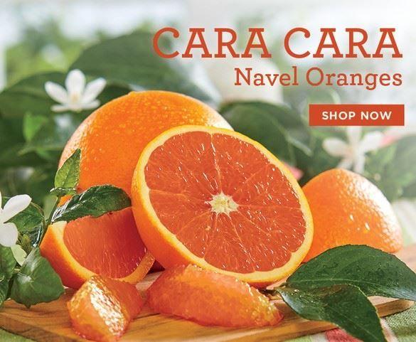 Slide Mobile - Cara Cara Oranges
