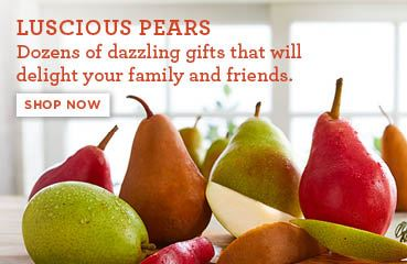 Promo - Pear Varieties