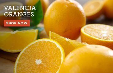 Promo - Valencia Oranges