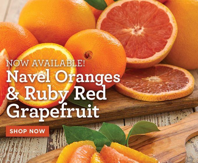 Slide Mobile - Navels and Grapefruit