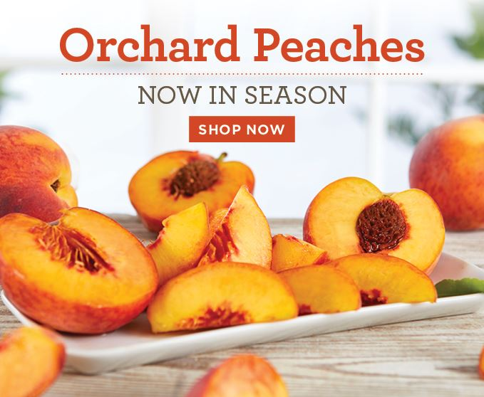 Slide Mobile - Orchard Peaches