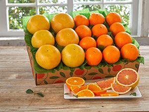 3/8 Bu Sunshine Special Navels & Grapefruit