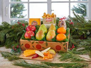 Citrus in Yellow Tote