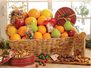 Connoisseurs Collection Basket