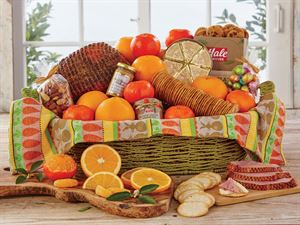 Buy gift baskets online fruit baskets citrus gift baskets from easter delights savory basket negle Image collections