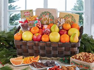 Joyful Giving Basket