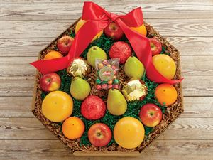 Hale Holiday Wreath - Hale Groves - Gift Baskets