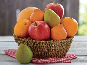 Fruit Basket with Honeybells