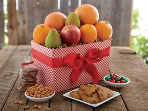 Holiday Basket Box
