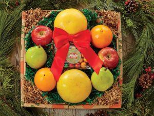 Mini Fruit Wreath
