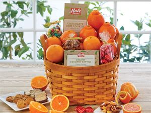 Orchard Basket with Honeybells