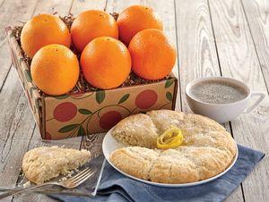 Scones & Citrus