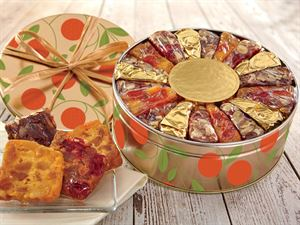 Fruit Cake Assortment in Gift Box