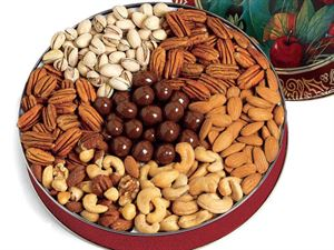 Nuts About Nuts (1 lb. tin)