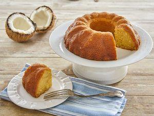 Coconut Rum Cake