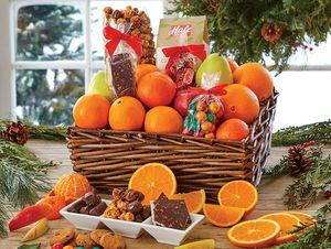 Fruit & Chocolate Basket