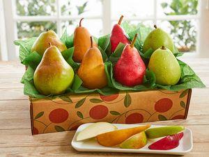 Pear Sampler