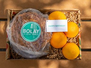 Bolay Birthday Basket Box