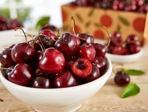 Sweet Mountain Bing Cherries