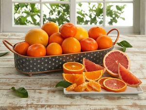 Corporate Citrus Basket