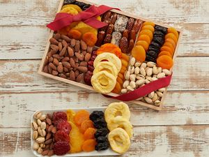 Pacific Dried Fruit & Roasted Nut Tray