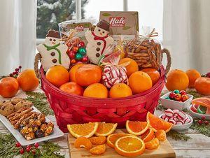 Family Holiday Basket