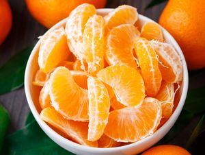 3 Trays of Tangerines