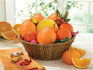 Honeybell Citrus Lovers Gift Basket