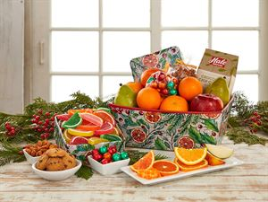 Holiday Citrus Gift Tray