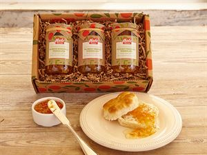 Hales Marvelous Marmalades in keepsake gift box