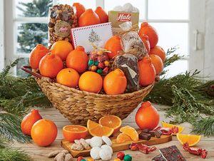 Sugar Belle Holiday basket
