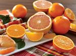 Navel Oranges & Ruby Red Grapefruit