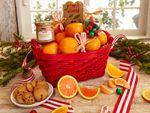 Festive Fruit Baskets