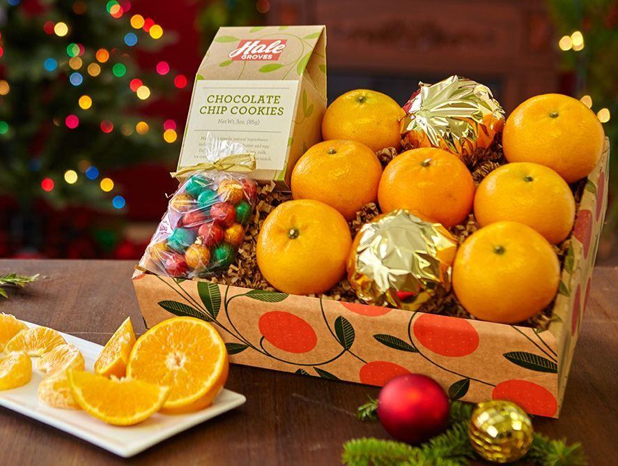 Hale Classic Gift Box -Holiday Mandarins