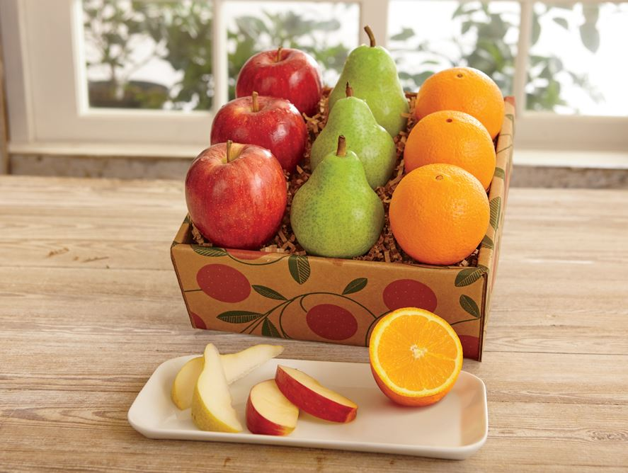 Season Sampler - Hale Groves - Fruit Baskets