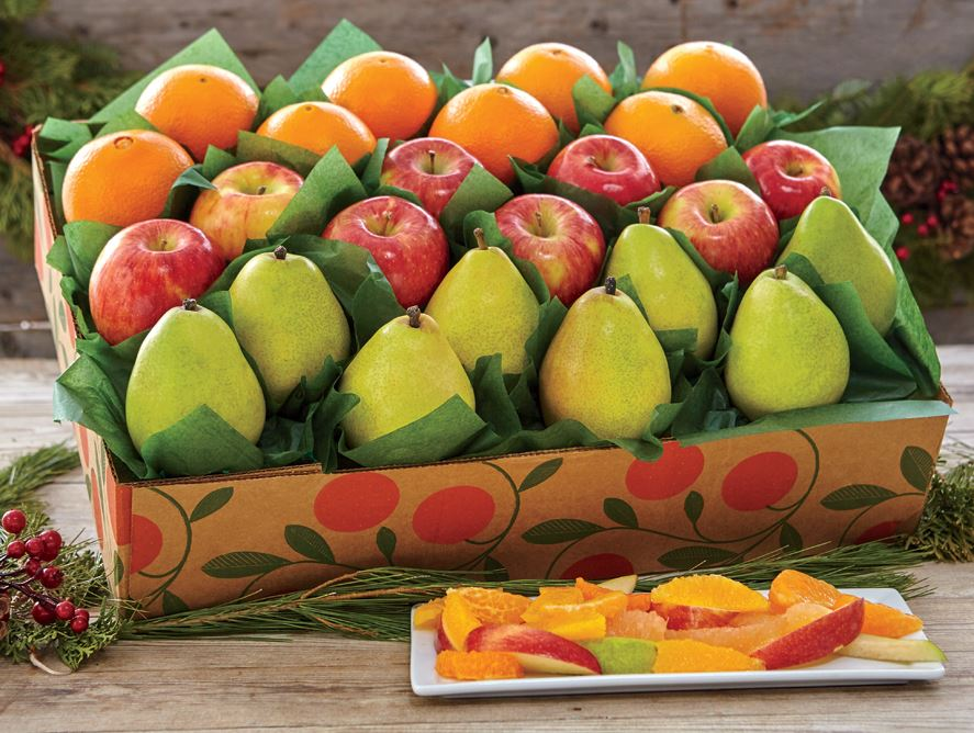 Bountiful Harvest - Hale Groves - Fruit Baskets