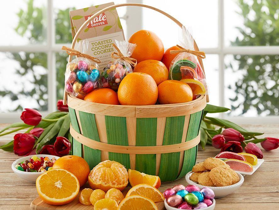 Spring Easter Basket