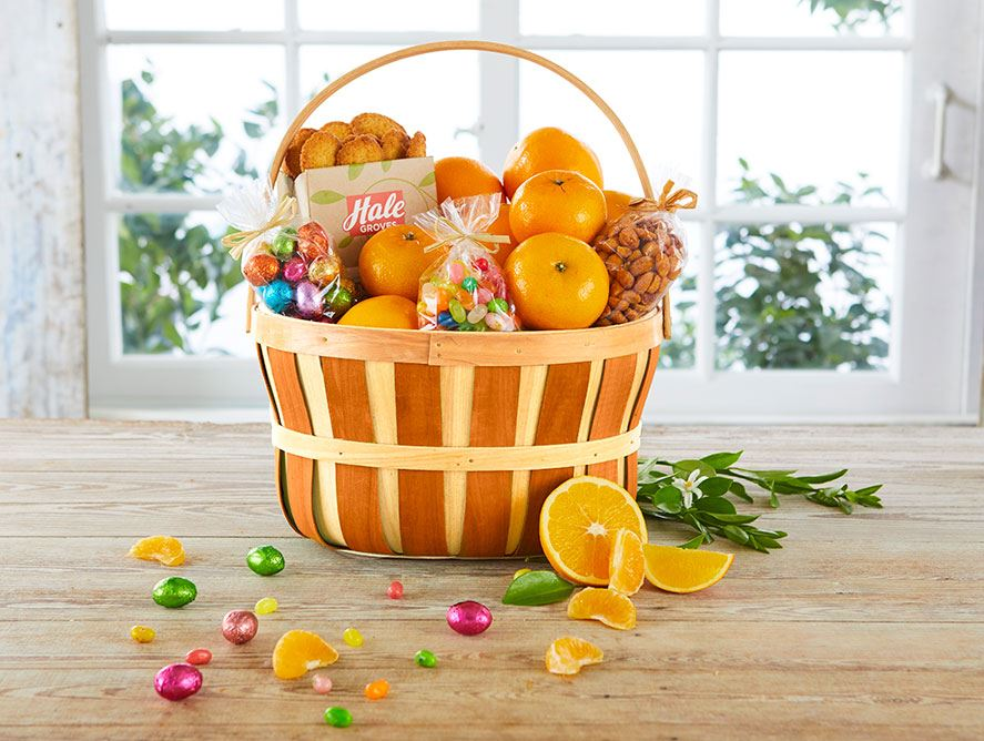 Spring Easter Basket