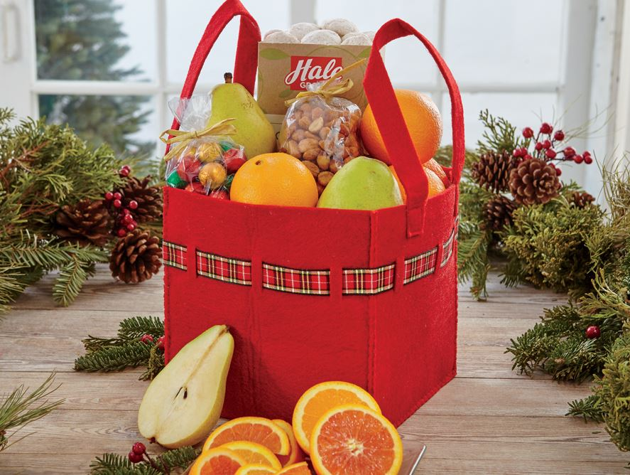 Holiday Hostess Tote