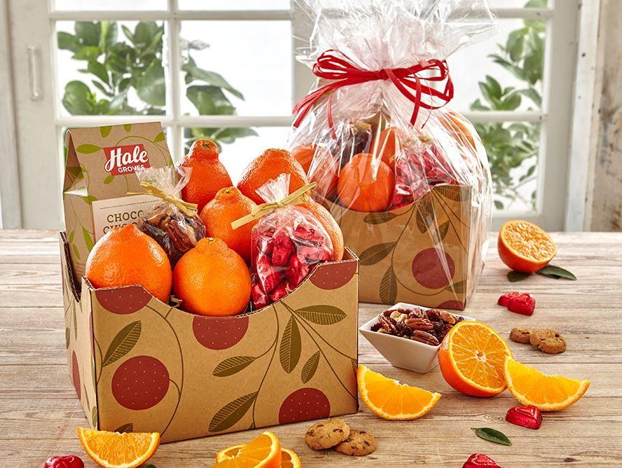 Honeybell Valentine Basket Box