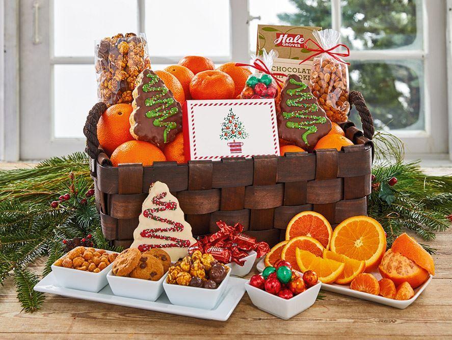 Holiday Celebration Basket