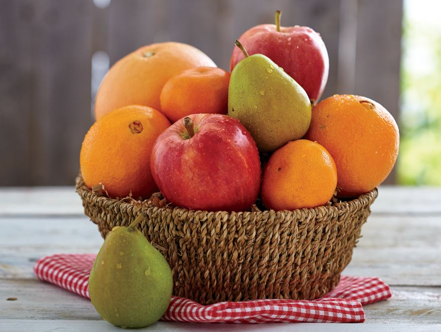 Hales All Seasons Fruit Basket