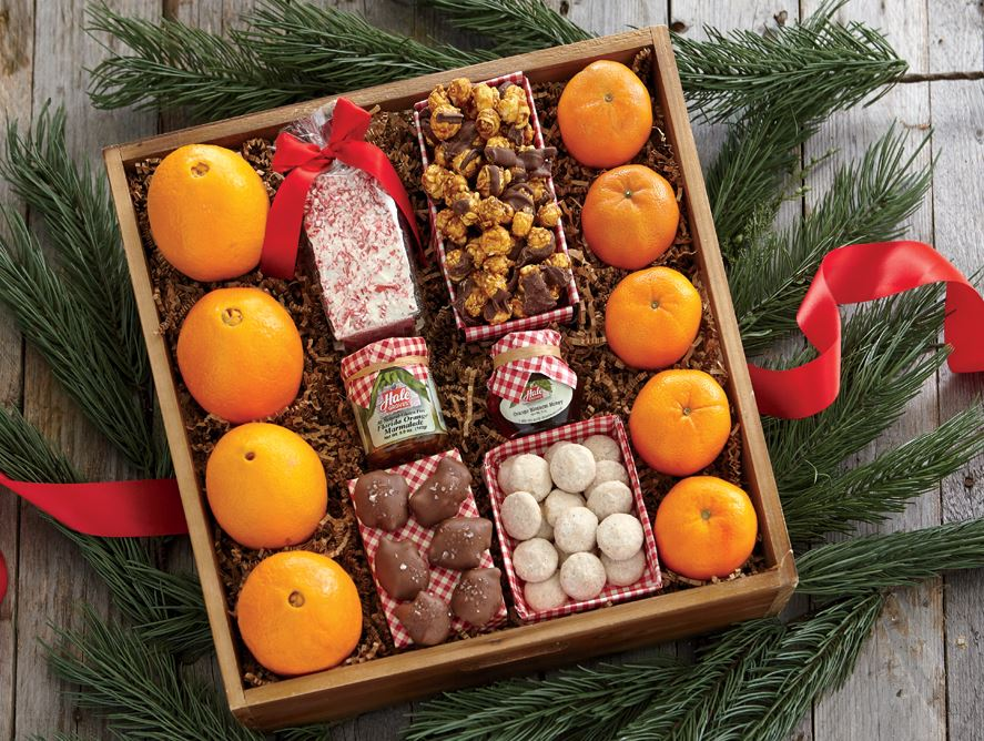 Grove-to-You Gift Tray