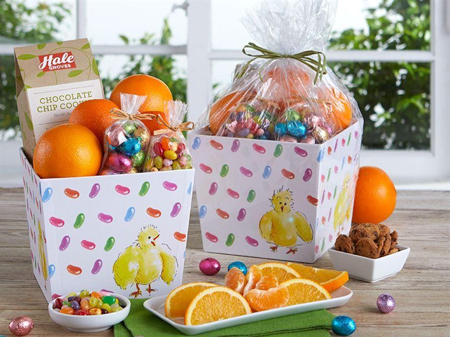 Cheery Chicks Gift Box